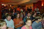Volles Haus bei der Jugendtreff-Initiative in Gundelsheim.