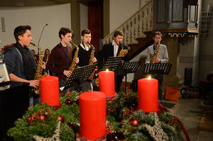 Weihnachtskonzert in Abstatt am 1. Advent