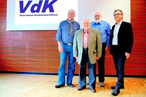 VdK JHV am 29.04.16 im Restaurant Saline in Offenau