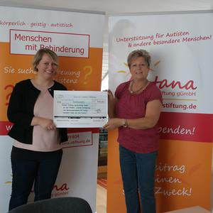Town & Country Stiftung spendet an die Autana Stiftung