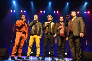 Christmas Songs mit den Flying Pickets