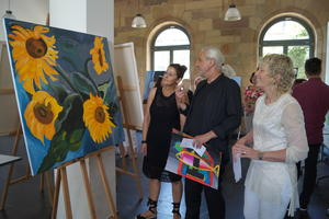"Vernissage zum Thema ""Expressionismus"""