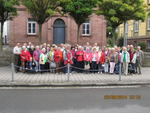 Reisegruppe in Mosbach