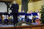 Klassenmusizierorchester in Aktion