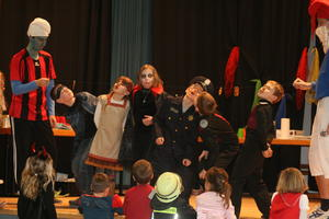 Kinder-/ Jugendfasching in Ohrnberg