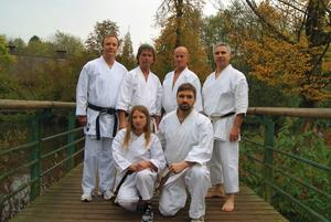 Trainer des Shotokan Karate Verein