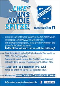 'LIKED uns an die Spitze'