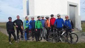 Mountainbike Tour zum Wasserturm in Siegelsbach