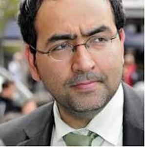 Afghanistan-Experte Omid Nouripour zu Gast