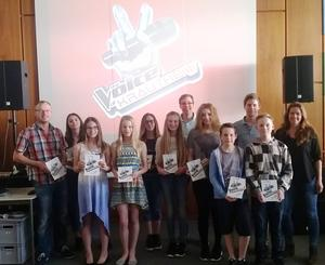 The Voice of Krautheim 2017