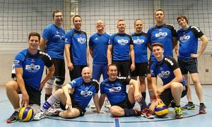 Deutsche Meisterschaft im BSF Volleyball Herrenpokal in Dresden