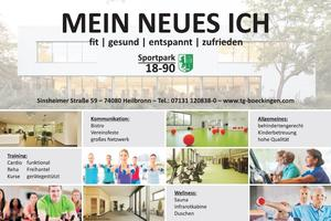 Für unseren Sportpark 18-90 suchen wir zum nächst möglichen Zeitpunkt Kursleiter/innen für unsere Angebote Reha-Sport, Zumba, Hot Iron, Indoor Cycling, BBP, Pilates, Yoga, Sling, Rücken-/ Bauch-Fit, bodyART, Functional Training und Dance.