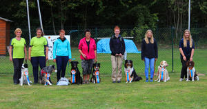 2. Rally Obedience Turnier am 10.09.2017