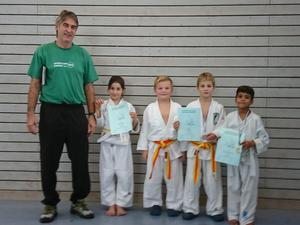 Integration durch Judosport in Ilsfeld